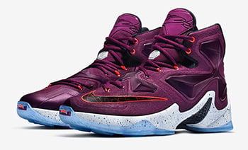 Nike LeBron 13 Written in the Stars Release Date