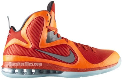 Nike LeBron 9 All Star Release Date