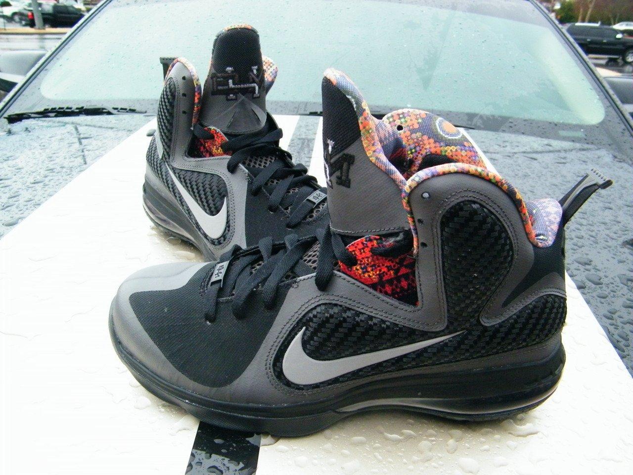 Nike LeBron 9 'Black History Month'