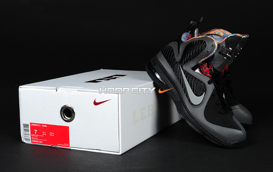 Nike LeBron 9 'Black History Month' - Another Look