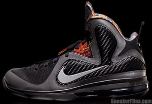 Nike LeBron 9 Black History Month Release Date