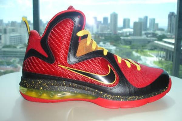 Nike LeBron 9 Fairfax - First Look