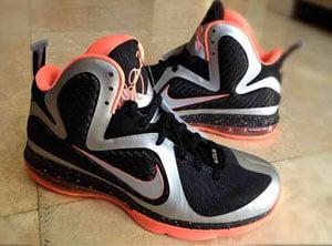 buy online bd1d5 ac73c Nike LeBron 9 Mango Release Date