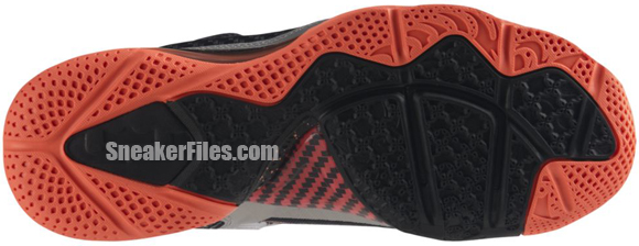 Nike LeBron 9 'Mango'
