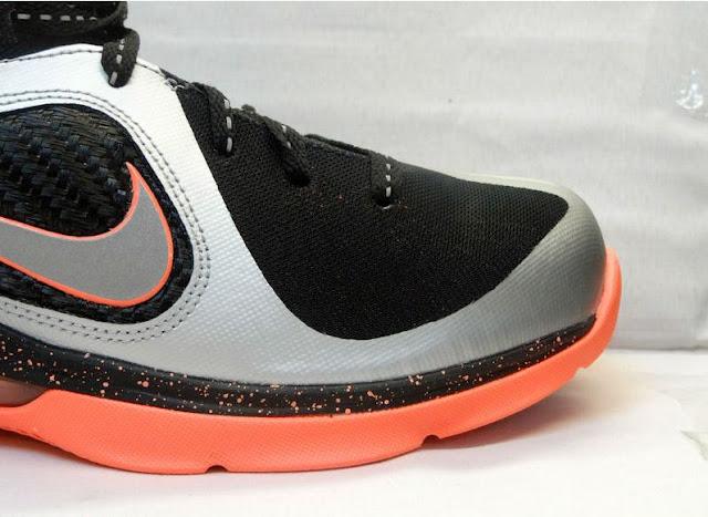 Nike LeBron 9 'Mango' - New Images