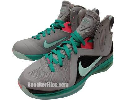 Nike LeBron 9 PS Elite Pre Heat South Beach Release Date