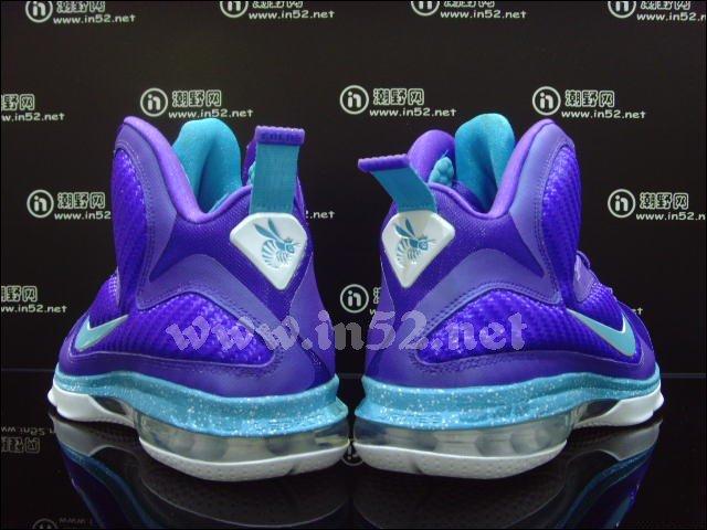 Nike LeBron 9 'Summit Lake Hornets' - New Images