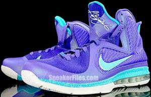 Nike LeBron 9 Summit Lake Hornets Release Date
