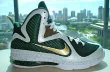 Nike LeBron 9 SVSM Home – First Look
