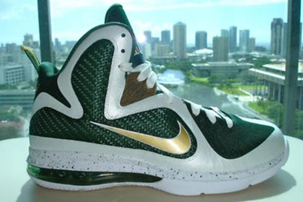 Nike LeBron 9 SVSM Home - First Look