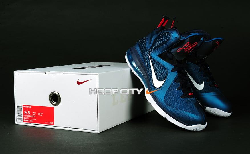 info for ea64f fe26d Nike LeBron 9 'Swingman' - New Images | SneakerFiles
