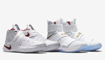 Nike LeBron Kyrie Champ Pack Game 6
