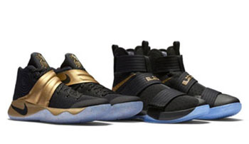 Nike LeBron Kyrie Game 7 Champ Pack