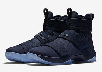 Nike LeBron Soldier 10 Midnight Navy