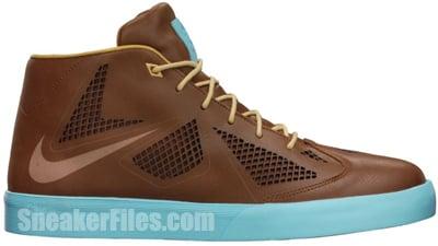 Nike LeBron X NSW Lifestyle NRG Hazelnut Release Date 2013