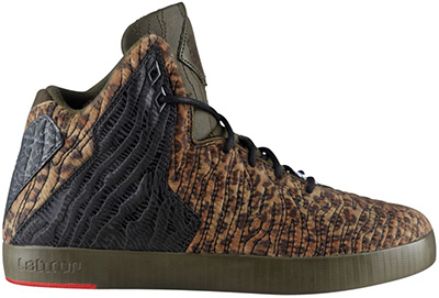 Nike LeBron XI NSW Lifestyle Loden Red Release Date 2014