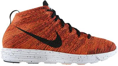 Nike Lunar Flyknit Chukka Bright Crimson Release Date 2014