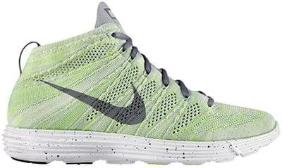 Nike Lunar Flyknit Chukka Wolf Grey Release Date 2014
