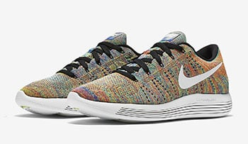 Nike LunarEpic Flyknit Low Multicolor