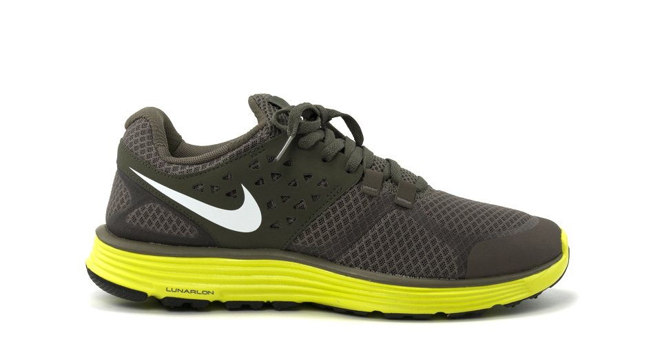 Nike LunarSwift+ 3 'Army/Volt' - Now Available