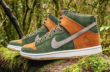 Nike SB Dunk High Homegrown Release