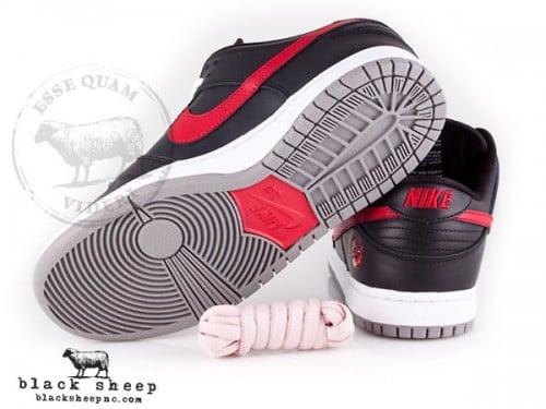 Nike SB Dunk Low QS 'Shrimp' - Detailed Look