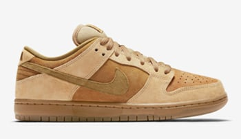 Nike SB Dunk Low Reverse Reese Forbes Wheat