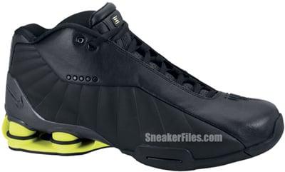Nike Shox BB4 HOH Black Volt Release Date 2012