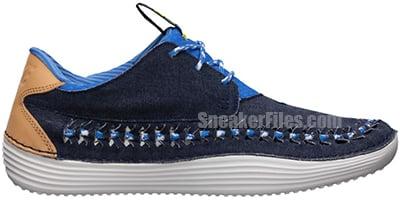 Nike Solarsoft Moc Woven Premium Midnight Navy Release Date