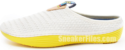 Nike Solarsoft Mule Woven Premium Sail Yellow Release Date
