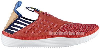 Nike Solarsoft Rache Woven Premium Red Reef Release Date