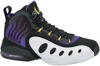 Nike Sonic Flight Black Purple Release Date
