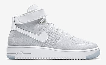 Nike WMNS Air Force 1 Flyknit White
