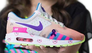 Nike WMNS Air Max Zero Doernbecher Chehayla Hyatt