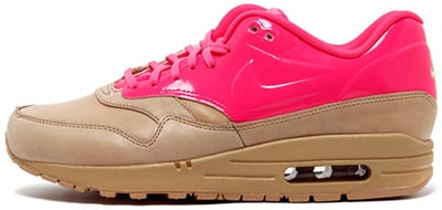 Nike Womens Air Max 1 Pink Flash Release Date 2013