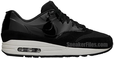 Nike Women's Air Max 1 VT QS Black Release Date