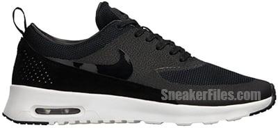 Nike Women's Air Max Thea QS Black Release Date