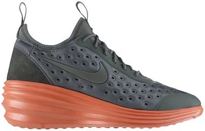 Nike Womens Lunarelite Sky Hi Dark Mica Green Release Date 2014