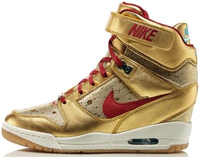 Nike Womens Revolutions Sky Hi BHM Release Date 2014