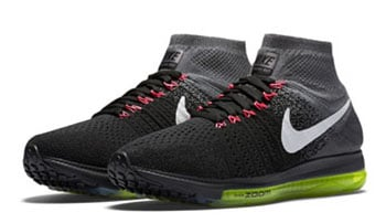 Nike Zoom All Out Black Grey Pink
