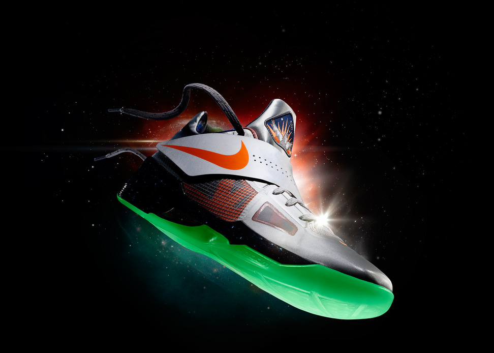 Nike Zoom KD IV All-Star Game - Official Images | SneakerFiles