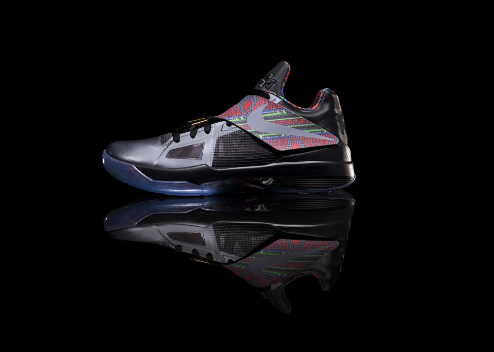 Nike Zoom KD IV 'Black History Month' - Official Images