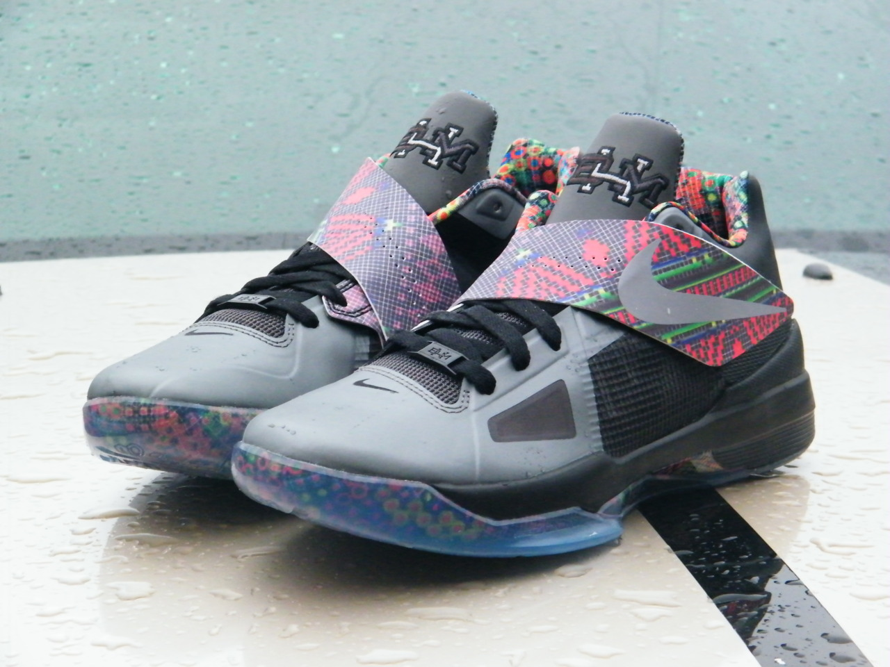 cdad4c1178f127 Nike Zoom KD IV  Black History Month