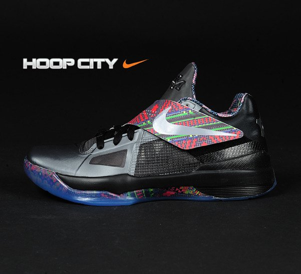 Nike Zoom KD IV 'Black History Month' - Another Look ...Black History Month Kd 4