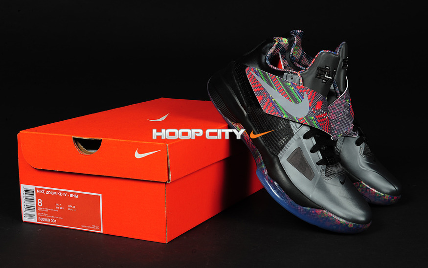 Nike Zoom KD IV 'Black History Month' - Another Look