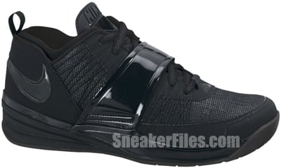 Nike Zoom Revis Black Anthracite Release Date 2013