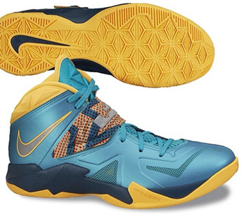 Nike Zoom Soldier 7 Turbo Green Release Date