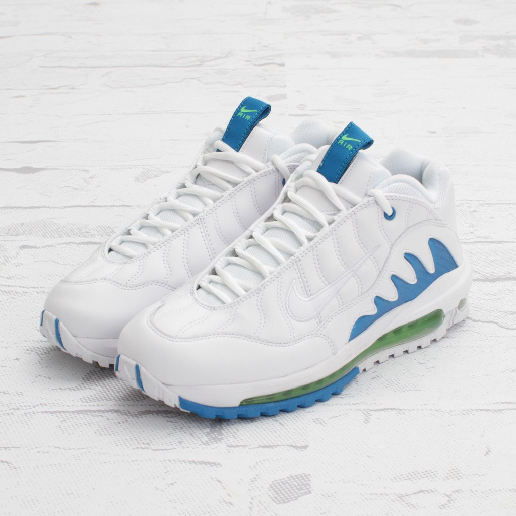 Nike Total Griffey Max 99 'White/Neptune Blue' - Available Early