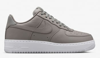 NikeLab Air Force 1 Low Light Charcoal