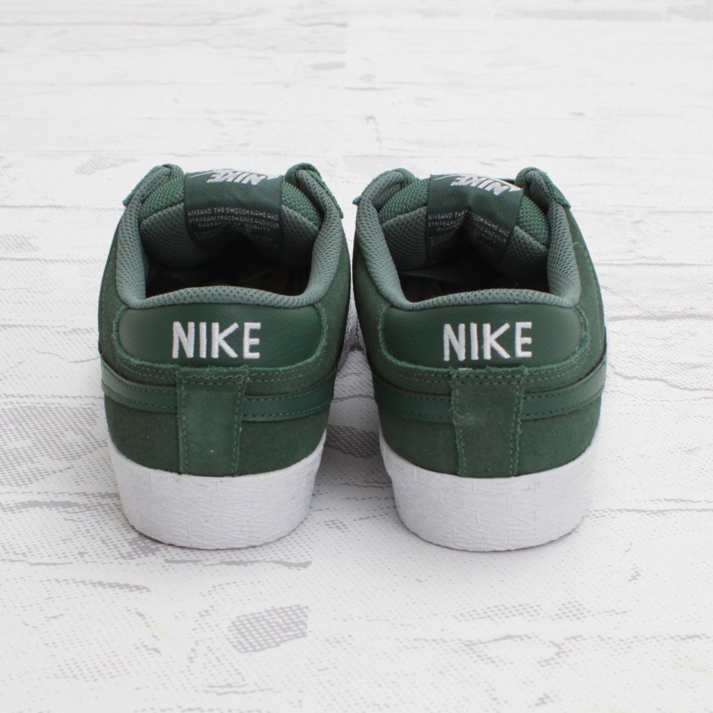 Nike SB Blazer Low 'Noble Green'